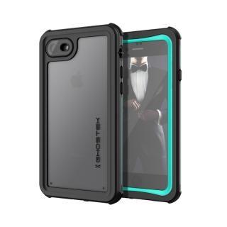 IP68防水防塵タフネスケース ノーティカル ティール iPhone 8【10月上旬】