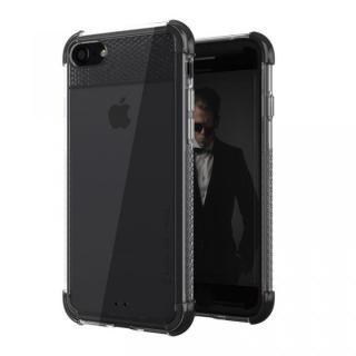 【iPhone8/7ケース】シンプルなクリアタフケース コバート2 ブラック iPhone 8/7