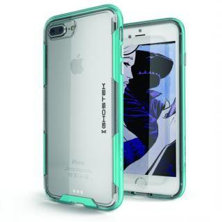 スタイリッシュなハイブリッドケース クローク3 ティール iPhone 8 Plus/7 Plus【10月上旬】