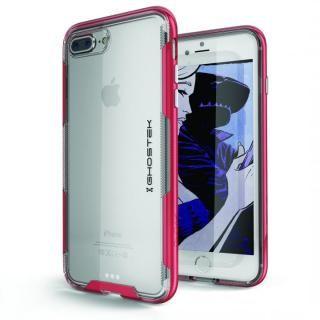 スタイリッシュなハイブリッドケース クローク3 レッド iPhone 8 Plus/7 Plus【10月上旬】