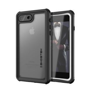 【iPhone8 Plus/7 Plusケース】IP68防水防塵タフネスケース ノーティカル ホワイト iPhone 8 Plus/7 Plus
