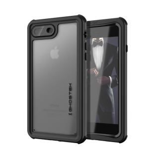 iPhone8 Plus/7 Plus ケース IP68防水防塵タフネスケース ノーティカル ブラック iPhone 8 Plus/7 Plus