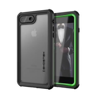 iPhone8 Plus/7 Plus ケース IP68防水防塵タフネスケース ノーティカル グリーン iPhone 8 Plus/7 Plus