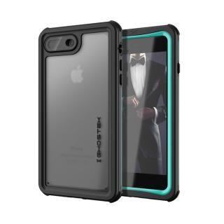 iPhone8 Plus/7 Plus ケース IP68防水防塵タフネスケース ノーティカル ティール iPhone 8 Plus/7 Plus