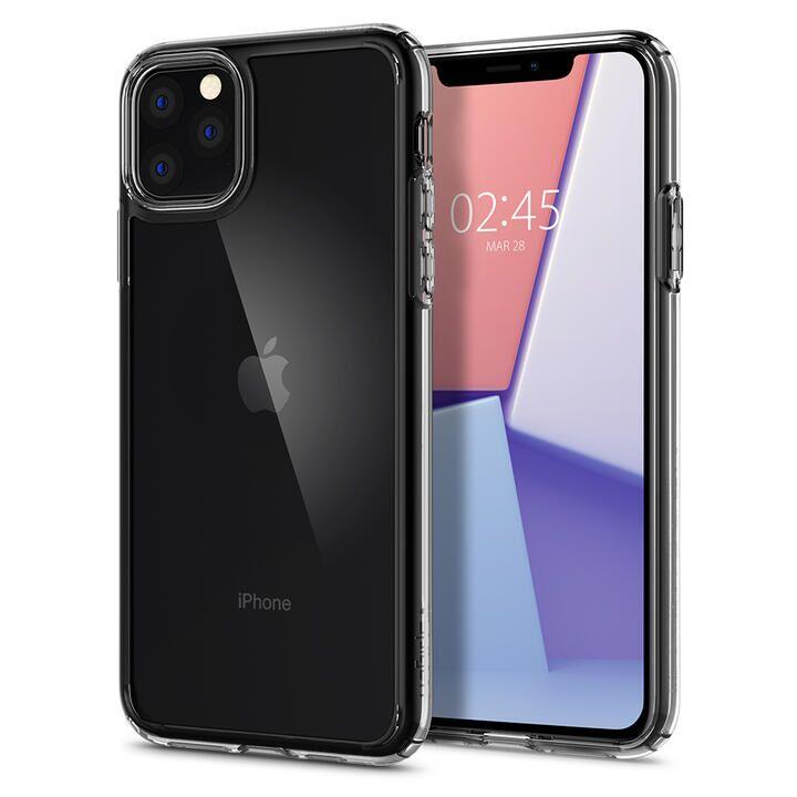 iPhone 11 Pro Max ケース Spigen クリスタル ハイブリッドケース  クリスタルクリア iPhone 11 Pro Max_0