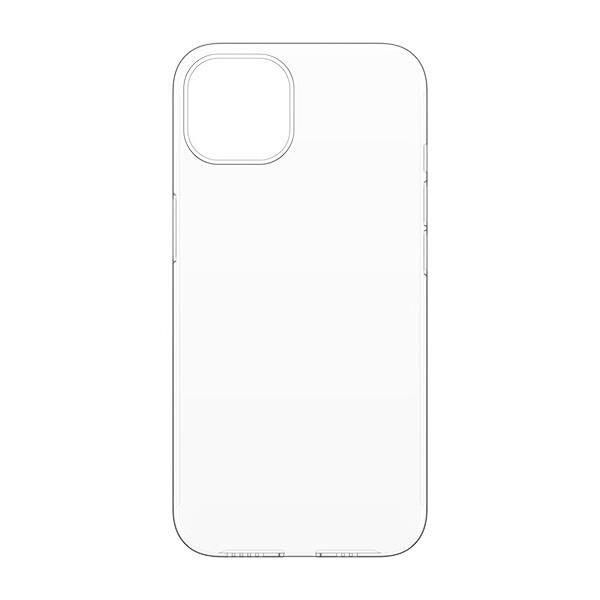 パワーサポート Air Jacket エアージャケット クリア iPhone 13【9月下旬】_0