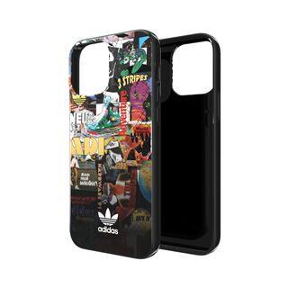 iPhone 13 Pro Max (6.7インチ) ケース adidas Originals Snap Case Graphic AOP FW21 colourful iPhone 13 Pro Max【11月上旬】