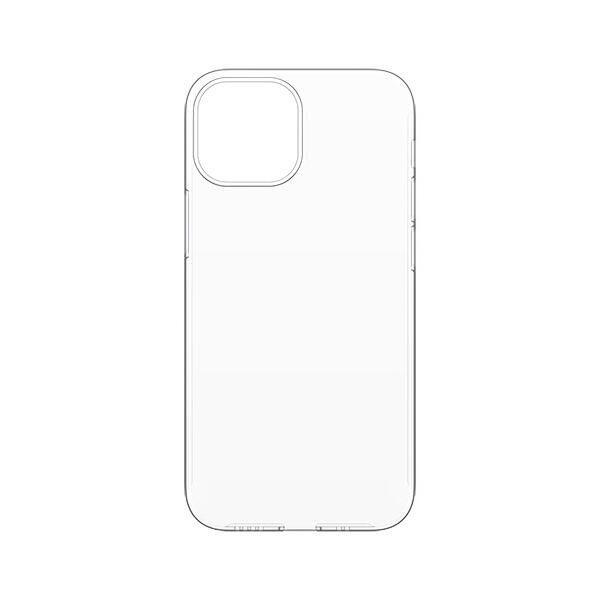 パワーサポート Air Jacket エアージャケット クリア iPhone 13 mini_0