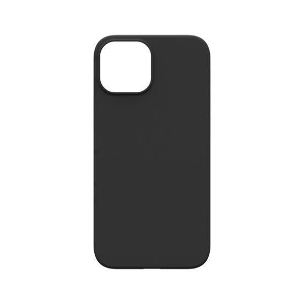 パワーサポート Air Jacket エアージャケット ラバーブラック iPhone 13 mini【9月下旬】_0