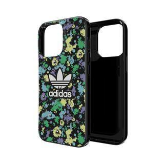 iPhone 13 ケース adidas Originals Snap case flower AOP FW21 colourful iPhone 13/iPhone 13 Pro