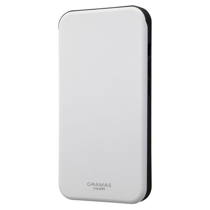 GRAMAS COLORS Flat FullCover Hybrid Case White iPhone 13/iPhone 13 Pro_0