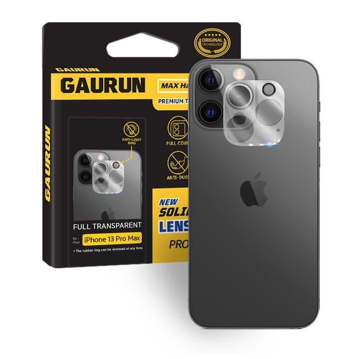 GAURUN Camera Lens Glass clear iPhone 13 Pro Max_0