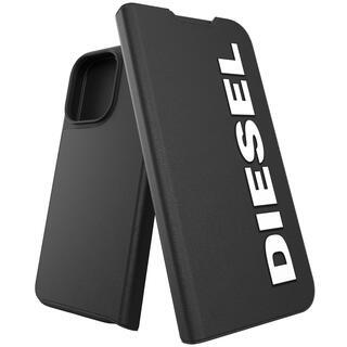 iPhone 13 ケース DIESEL Booklet Core Black/White iPhone 13/iPhone 13 Pro