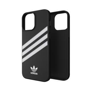 iPhone 13 Pro Max (6.7インチ) ケース adidas Originals Moulded Case PU FW21 Black/White iPhone 13 Pro Max