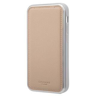 iPhone 13 mini (5.4インチ) ケース GRAMAS COLORS Shrink PU Leather Hybrid Shell Case 背面型ハイブリッドケース Grege iPhone 13 mini