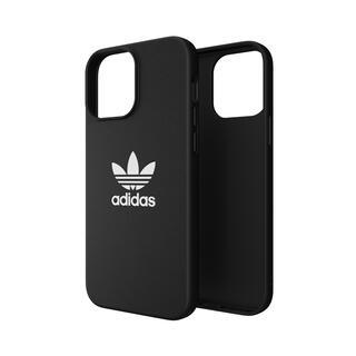 iPhone 13 Pro Max (6.7インチ) ケース adidas Originals Moulded Case BASIC FW21 Black/White iPhone 13 Pro Max