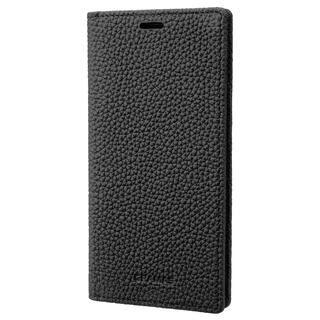 iPhone 13 mini (5.4インチ) ケース GRAMAS Shrunken-calf Leather Book Case 手帳型レザーケース Black iPhone 13 mini【11月上旬】