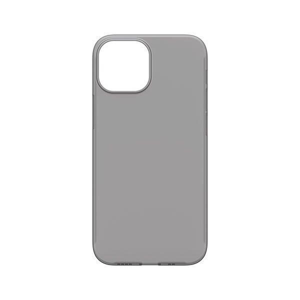 パワーサポート Air Jacket エアージャケット スモークマット iPhone 13 mini【9月下旬】_0