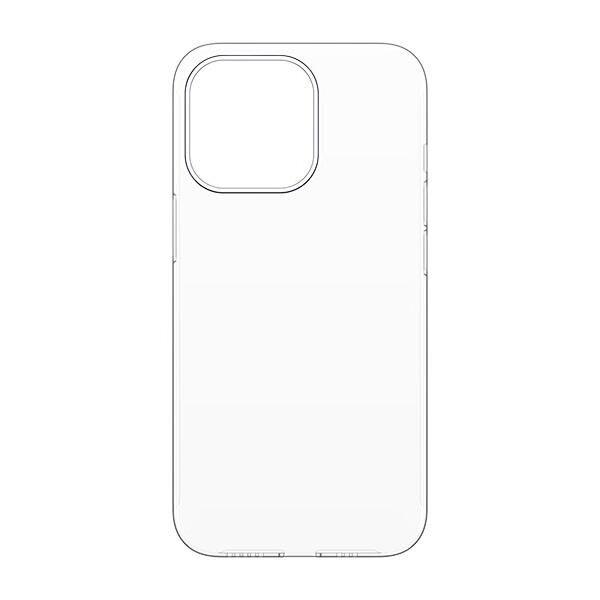 パワーサポート Air Jacket エアージャケット クリア iPhone 13 Pro_0