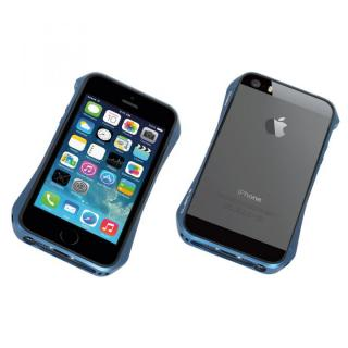 Cleave Aluminum Bumper Aero  iPhone SE/5s/5 Twilight Blue
