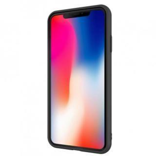 【iPhone XS/Xケース】LINKASE AIR with Gorilla Glass 側面TPU ブラック iPhone XS/X_2