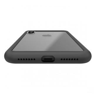 【iPhone XS/Xケース】LINKASE AIR with Gorilla Glass 側面TPU ブラック iPhone XS/X_6