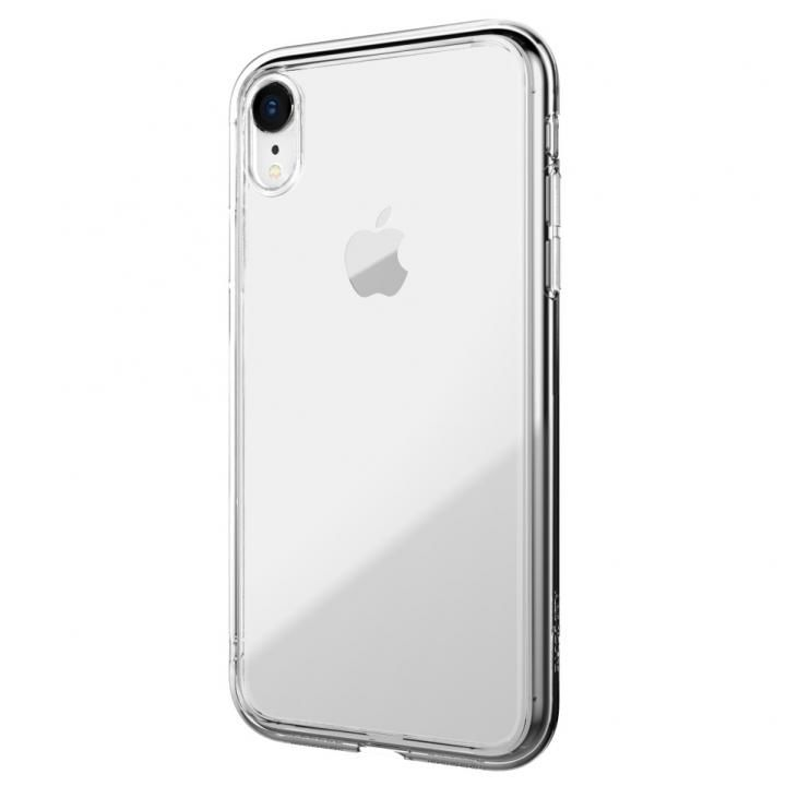 iPhone XR ケース LINKASE AIR with Gorilla Glass 側面TPU クリア iPhone XR_0