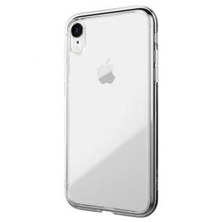 【iPhone XRケース】LINKASE AIR with Gorilla Glass 側面TPU クリア iPhone XR【10月上旬】