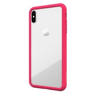 iPhone XS Max ケース LINKASE AIR with Gorilla Glass 側面TPU ピンク iPhone XS Max
