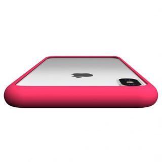 【iPhone XS Maxケース】LINKASE AIR with Gorilla Glass 側面TPU ピンク iPhone XS Max【10月中旬】_5