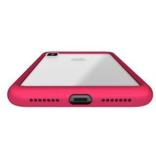 【iPhone XS Maxケース】LINKASE AIR with Gorilla Glass 側面TPU ピンク iPhone XS Max【10月中旬】_6