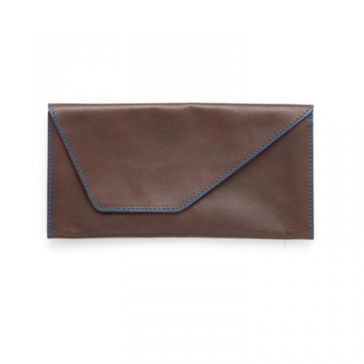 旅行財布 abrAsus(アブラサス) チョコ_0