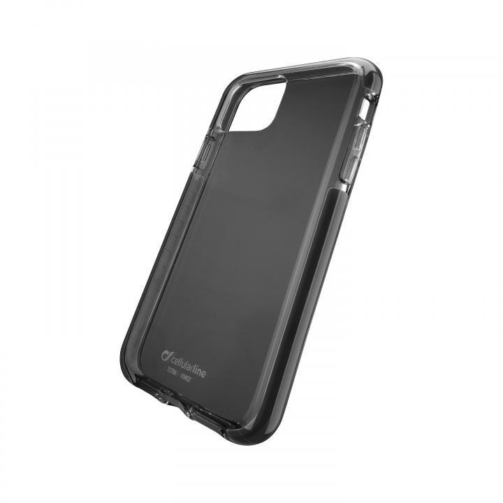 iPhone 11 ケース TETRA 耐衝撃ケース ブラック iPhone 11_0
