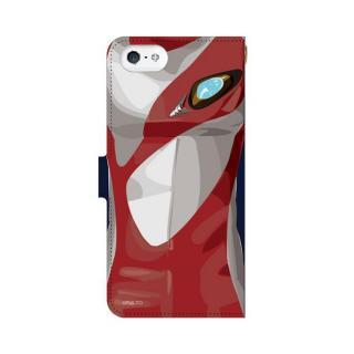 ウルトラマンナイス 手帳型ケース iPhone SE