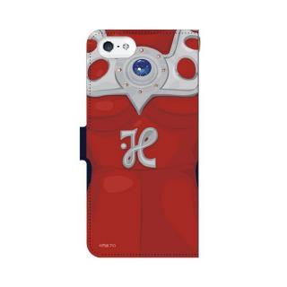 ウルトラマンレオ 手帳型ケース iPhone SE