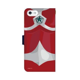 ウルトラマンジョーニアス 手帳型ケース iPhone SE