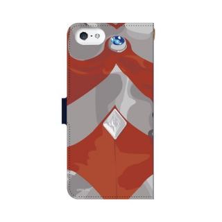 iPhone SE ケース ウルトラマン80 手帳型ケース iPhone SE