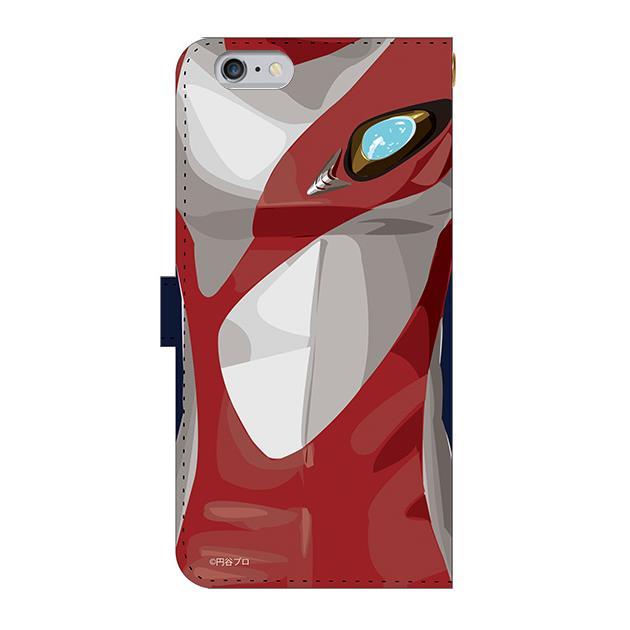 iPhone6s Plus/6 Plus ケース ウルトラマンナイス 手帳型ケース iPhone 6s Plus/6 Plus_0