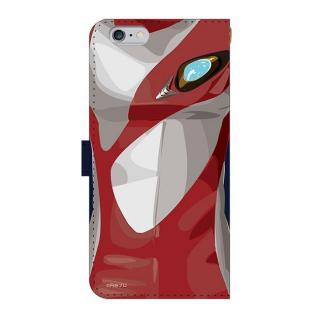 ウルトラマンナイス 手帳型ケース iPhone 6s Plus/6 Plus