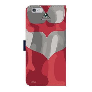 iPhone6s Plus/6 Plus ケース ウルトラマングレート 手帳型ケース iPhone 6s Plus/6 Plus