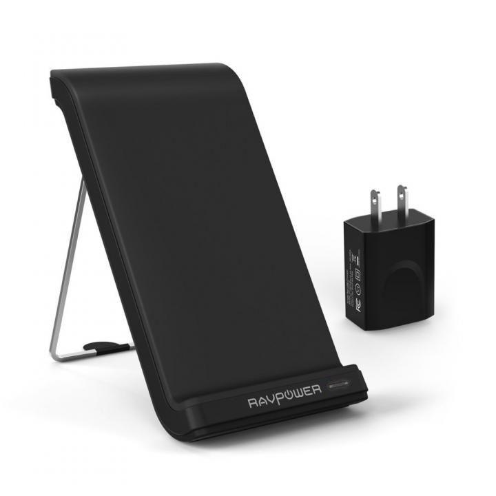 RAVPower Qi ワイヤレス充電器 RP-PC004