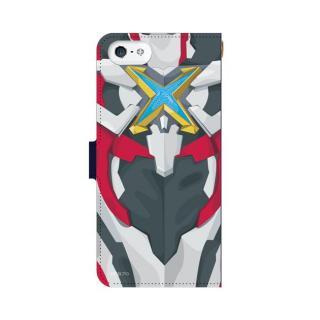 ウルトラマンエックス 手帳型ケース iPhone 6s/6