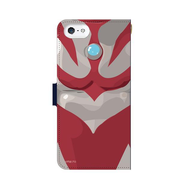 iPhone5s/5 ケース ウルトラマンネオス 手帳型ケース iPhone 5s_0