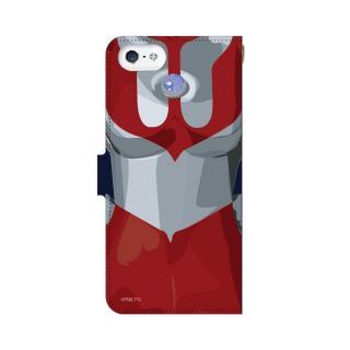 iPhone5s/5 ケース ウルトラマン 手帳型ケース iPhone 5s