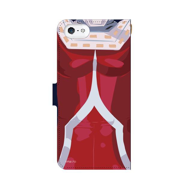 iPhone5s/5 ケース ウルトラセブン 手帳型ケース iPhone 5s_0
