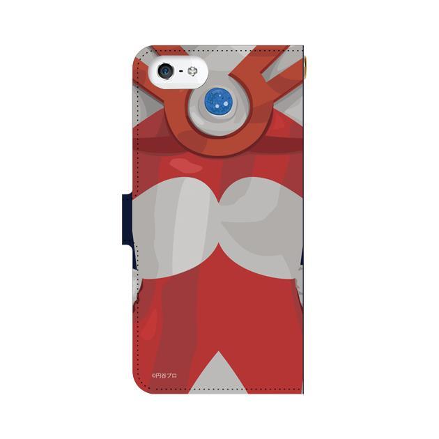 iPhone5s/5 ケース ウルトラマンエース 手帳型ケース iPhone 5s_0