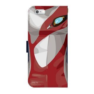 ウルトラマンナイス 手帳型ケース iPhone 5
