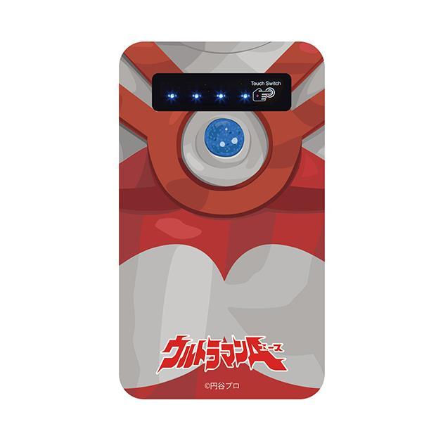 [4000mAh]ウルトラマンエース モバイルバッテリー_0