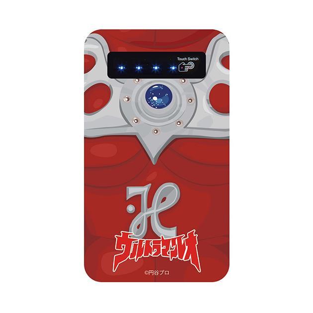 [4000mAh]ウルトラマンレオ モバイルバッテリー
