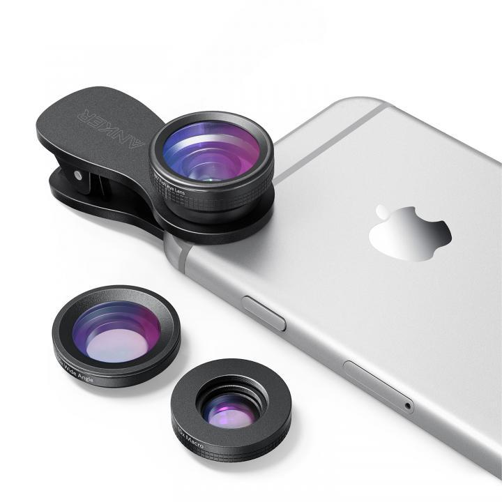 Anker スマートフォン用 カメラレンズキット_0